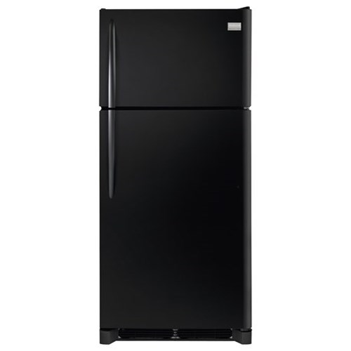 Frigidaire Frigidaire Gallery Top-Freezer Refrigerators Custom-Flex™ 18.2 Cu. Ft. Top Freezer Refrigerator