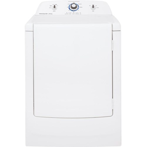 Frigidaire Gas Dryers 7.0 Cu. Ft. Affinity Front-Load Gas Dryer with One-Touch™ Wrinkle Release