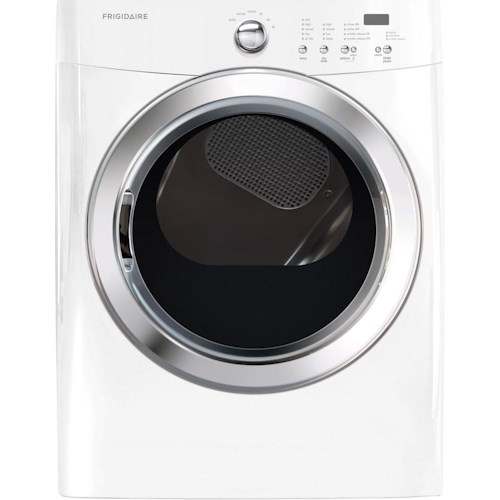 Frigidaire Gas Dryers 7.0 Cu. Ft. Gas Dryer with One-Touch™ Wrinkle Release
