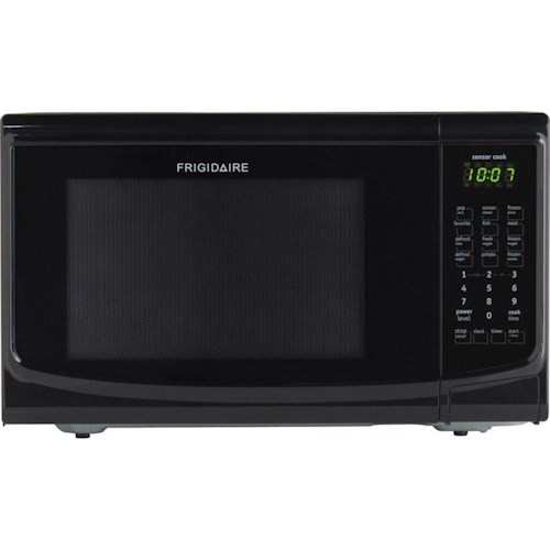 Frigidaire Microwaves 1.4 Cu. Ft. Countertop Microwave with Multi-Stage Cooking Option
