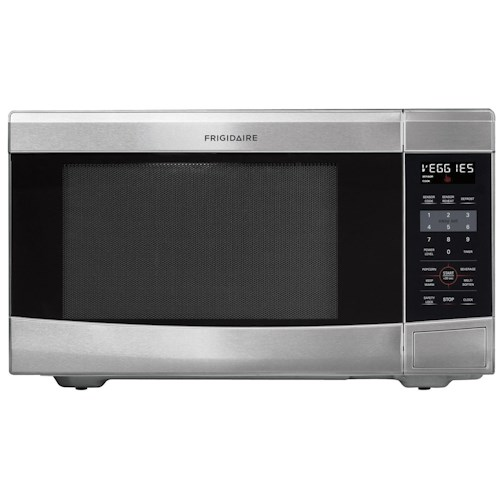 Frigidaire Microwaves 1.6 Cu. Ft. Countertop Microwave with Multi-Stage Cooking Option