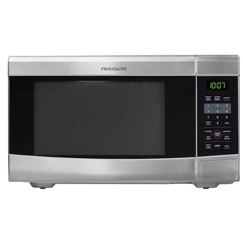 Frigidaire Microwaves 1.1 Cu. Ft. Countertop Microwave with Multi-Stage Cooking Option