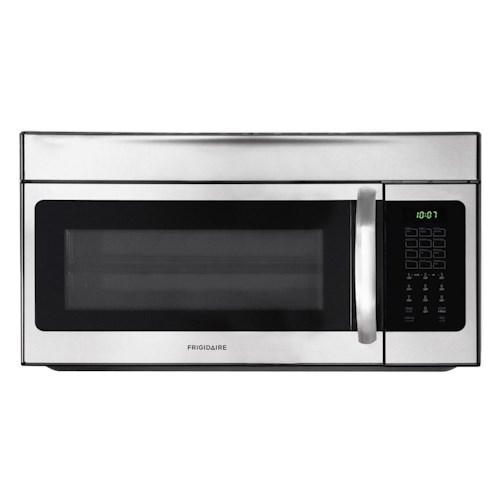 Frigidaire Microwaves 1.5 Cu. Ft. Over-The-Range Microwave with 2-Speed Fan