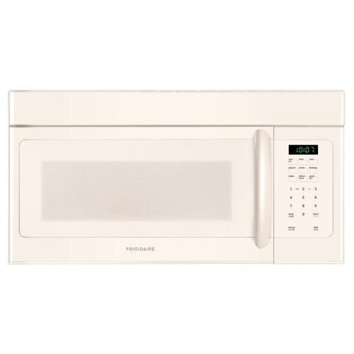 Frigidaire Microwaves 1.6 Cu. Ft. Over-The-Range Microwave with 2-Speed Fan
