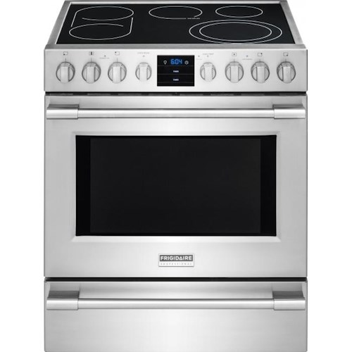 Frigidaire Professional Collection - Ranges Professional 30'' Electric Front Control Freestanding Range