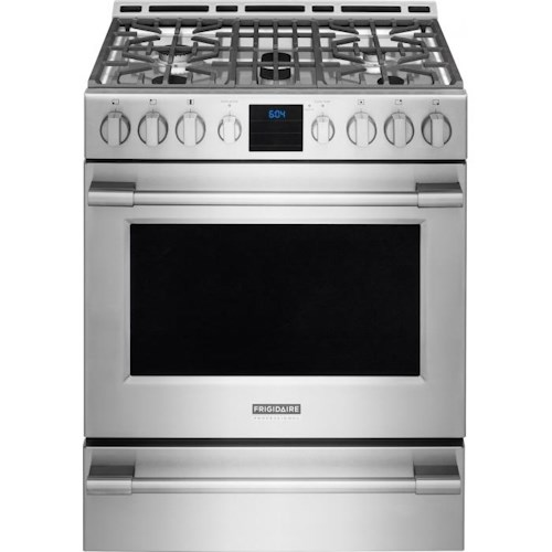 Frigidaire Professional Collection - Ranges Professional 30'' Gas Front Control Freestanding Range