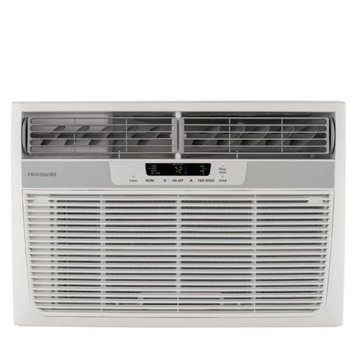 Frigidaire Room Air Conditioners 8,000 BTU Window-Mounted Room Air Conditioner with Supplemental Heat