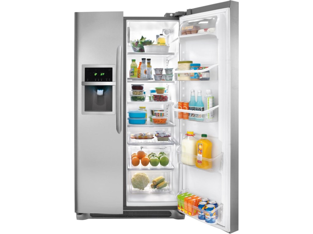 Humidity-Controlled Crisper Drawers