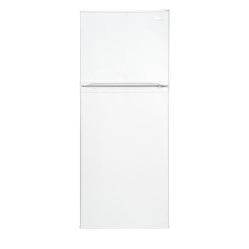 Frigidaire Top Freezer Refrigerators ENERGY STAR® 9.9 Cu. Ft. Top Freezer Apartment-Size Refrigerator