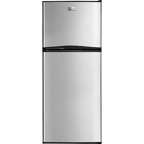 Frigidaire Top Freezer Refrigerators ENERGY STAR® 11.5 Cu. Ft. Top Freezer Apartment-Size Refrigerator