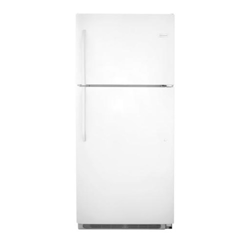 Frigidaire Top Freezer Refrigerators 20.5 Cu. Ft. Top Freezer Refrigerator with Store-More™ Capacity