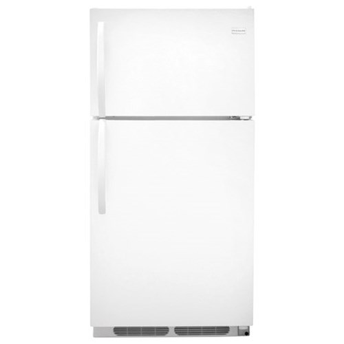 Frigidaire Top Freezer Refrigerators 15 Cu. Ft. Top Freezer Refrigerator