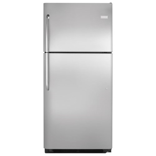 Frigidaire Top Freezer Refrigerators 20.4 Cu. Ft. Top Freezer Refrigerator