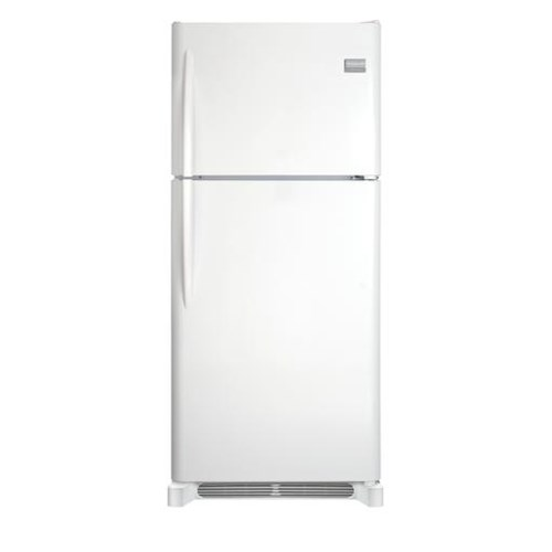 Frigidaire Frigidaire Gallery Refrigerators Gallery 20.5 Cu. Ft. ENERGY STAR® Top Freezer Refrigerator with Spillsafe® Shelves, Custom-Flex™ Door and Store-More™ Flip Up Shelf