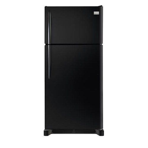 Frigidaire Frigidaire Gallery Refrigerators ENERGY STAR® Gallery 18.3 Cu. Ft. Top Freezer Refrigerator with SpaceWise® Organization System
