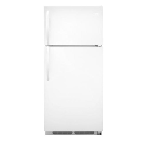 Frigidaire Top-Freezer Refrigerator 16.3 Cu. Ft. Top Freezer Refrigerator