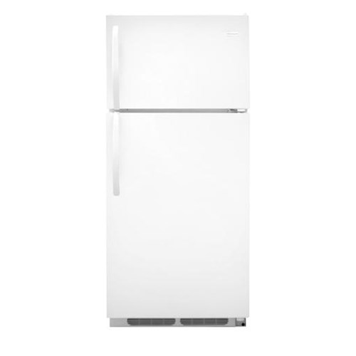 Frigidaire Top-Freezer Refrigerator ENERGY STAR® 16.3 Cu. Ft. Top Freezer Refrigerator