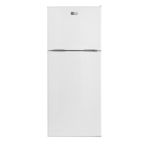 Frigidaire Top-Freezer Refrigerator 12 Cu. Ft. Top Freezer Apartment-Size Refrigerator