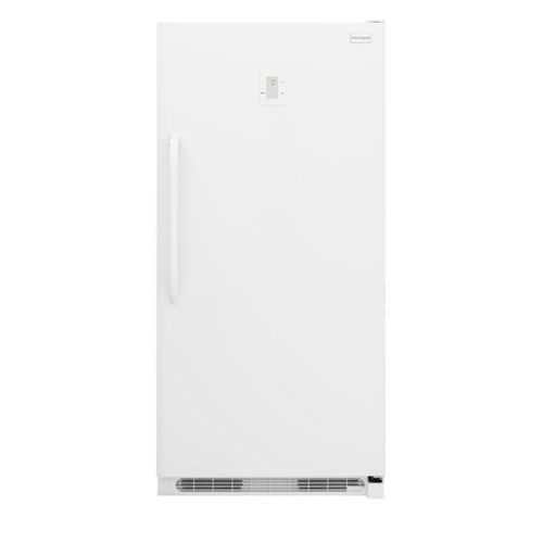 Frigidaire Upright Freezers ENERGY STAR® 20.5 Cu. Ft. Upright Freezer with Pop-Out Key for Lock