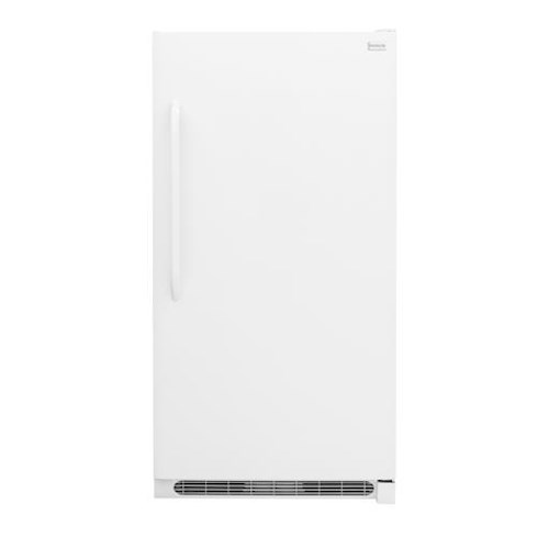 Frigidaire Upright Freezers 2-in-1 16.6 Cu. Ft. Upright Freezer or Refrigerator with Frost-Free Operation
