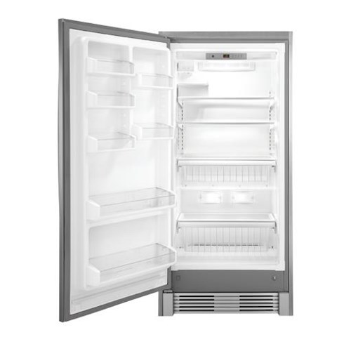 Frigidaire Upright Freezers 19 Cu. Ft. All Freezer with Soft Freeze Zone