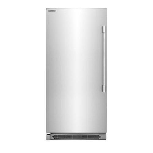 Frigidaire Upright Freezers 18.6 Cu. Ft. All Freezer with PowerPlus® Ice Maker