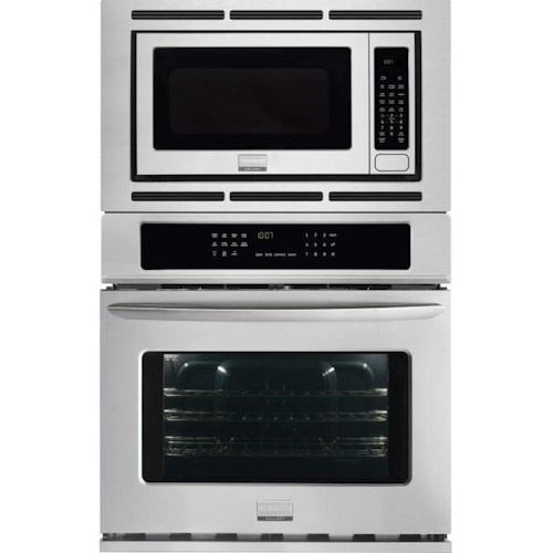 Frigidaire Frigidaire Gallery Ovens Gallery 27'' Electric Wall Oven and Microwave Combination