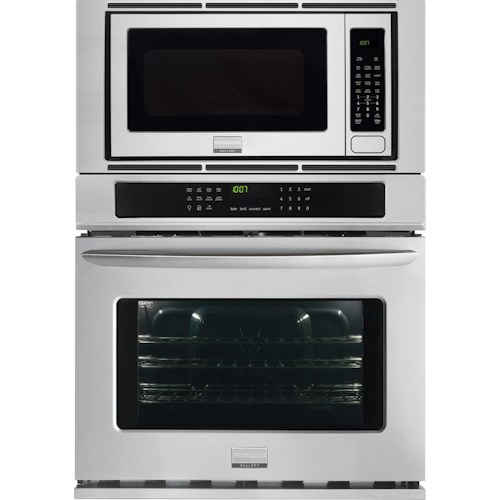Frigidaire Frigidaire Gallery Ovens Gallery 30'' Electric Wall Oven and Microwave Combination