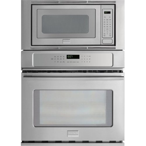 Frigidaire Professional Collection - Ovens Professional 27'' Electric Wall Oven and Microwave Combination