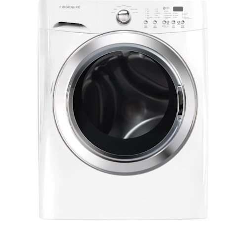 Frigidaire Washers ENERGY STAR® 3.9 Cu. Ft. Front Load Washer with Advance Rinse Technology