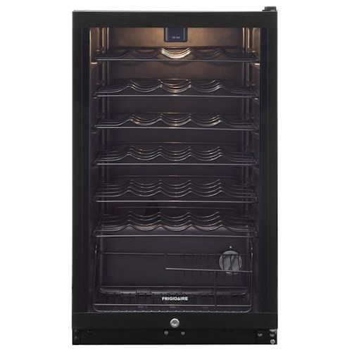 Frigidaire Wine Coolers 3.9 Cu. Ft. Wine Cooler with 35 Bottle Capacity