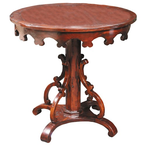 Furniture Classics Accents Cotswold Gothic Lamp Table