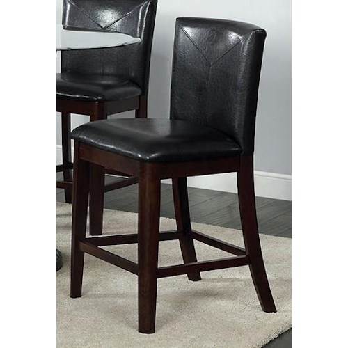 Furniture of America / Import Direct Antenna II Counter Height Bar Stools