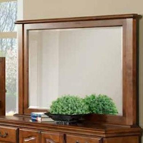 Furniture Traditions Alder Hill Dresser Mirror