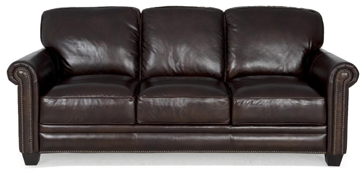 Futura Leather 7888 Dark Brown Leather Sofa with Nailhead  : products2Ffuturaleather2Fcolor2Fcordovan20leather2030107888 30 bjpgscalebothampwidth500ampheight500ampfsharpen25ampdown from www.pilgrimfurniturecity.com size 500 x 500 jpeg 26kB