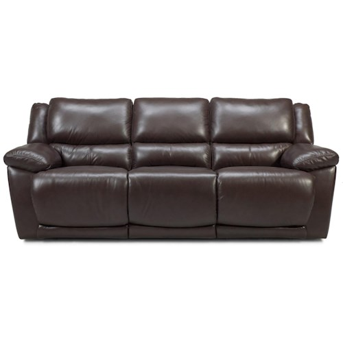 Futura Leather M149 Dual Reclining Sofa