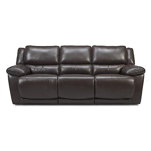 Futura Leather E149 Electric Motion Dual Reclining Sofa