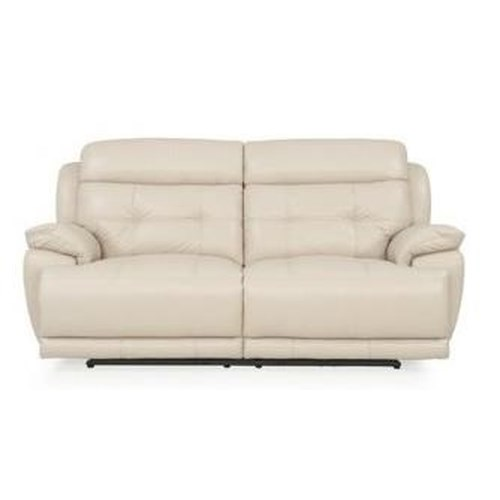 Futura Leather M836 Motion Sofa with 2 Mechanisms and Pillow Arms