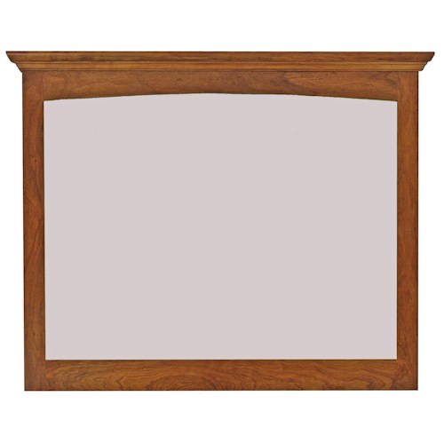 Greenbrier Bedroom Sabin Landscape Mirror