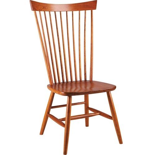 Greenbrier Dining Shaker High Back Side Chair