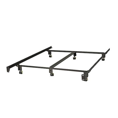 Glideaway Ultra Premium Rug Roller AV Queen Ultra Premium Bed Frame with Rug Rollers