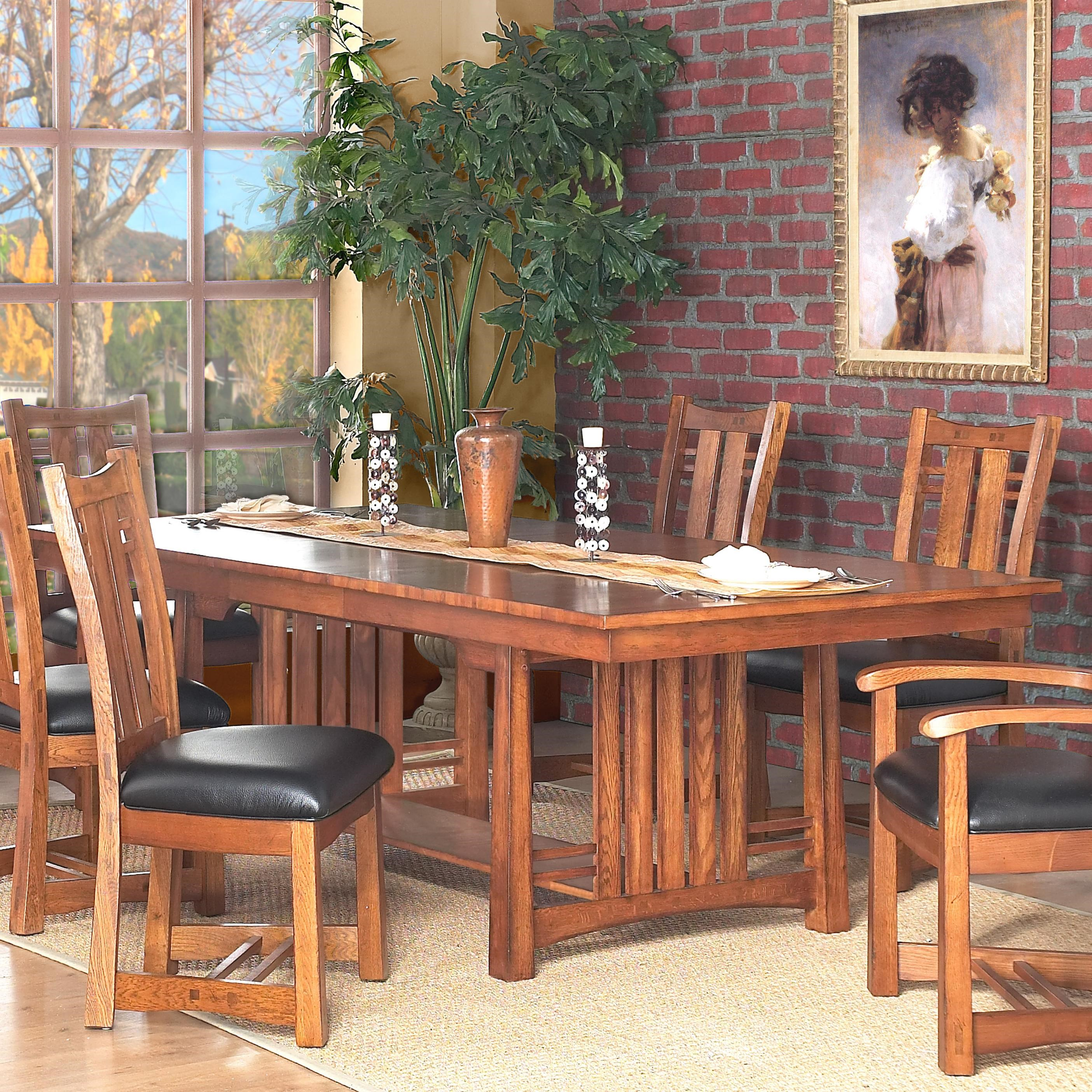 gs furniture bungalow rectangular dining table mueller winners only quails run 84 quot dining table mueller