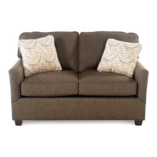 Hallagan Furniture Highland Park Loveseat