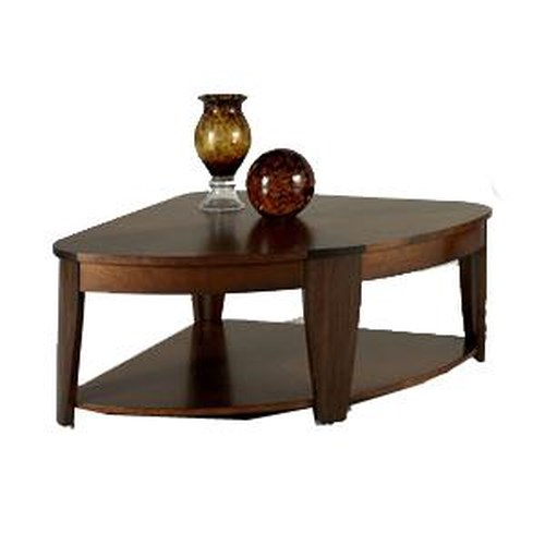 Hammary Oasis Wedge Lift-Top Cocktail Table