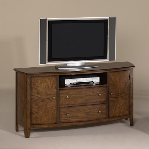Morris Home Furnishings Primo Entertainment Console