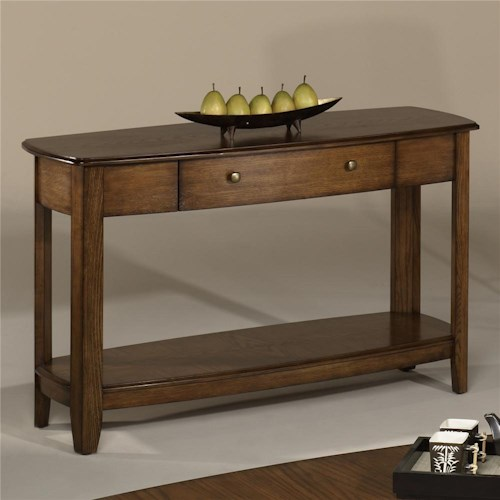 Morris Home Furnishings Primo Sofa Table