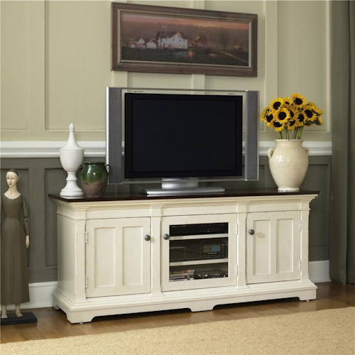 Morris Home Furnishings Promenade Entertainment Console