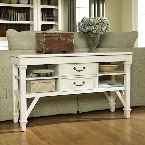 Morris Home Furnishings Promenade Sofa Table