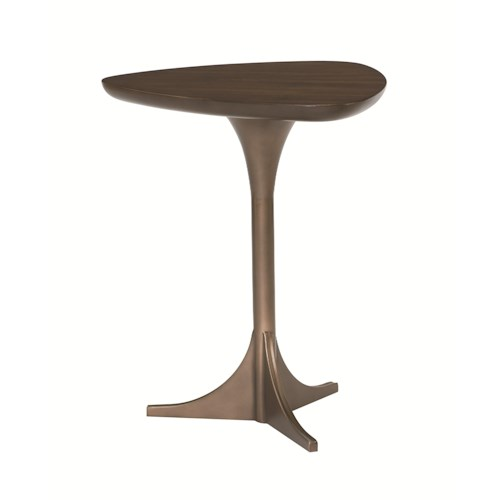 Hammary Mila Tripod Table