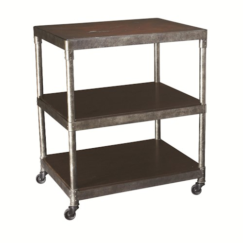 Morris Home Furnishings Structure Occasional Side Table